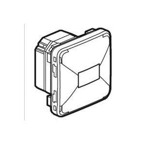 Legrand Cellule photoélectrique Plexo IP55 IK 07 pour interrupteur crépusculaire réf. 037 21/