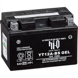Hi-Q Batteries et chargeurs Battery Ct12a Bs Sealed