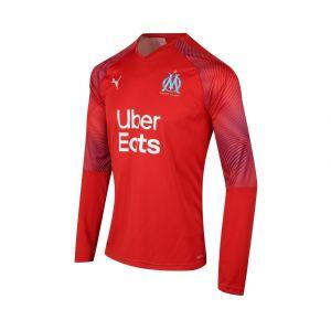 Puma Maillot de Goal Olympique de Marseille Replica pour Homme Gardien Red, FR (Taille Fabricant : XL)