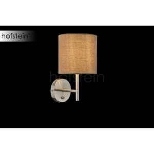 Globo Lighting Applique luminaire mat - - Tissu Interrupteur - 15 x 26 cm - 40W - 230V - Applique luminaire mat - - Tissu Interrupteur - 15 x 26 cm - E14 - 40W - 230V
