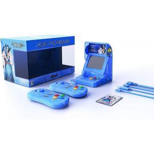 Just for Games Console rétro SNK NeoGeo Mini Samurai Showdown Bleue