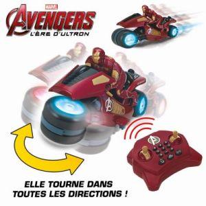 Giochi Preziosi Moto d'Iron Man radiocommandée