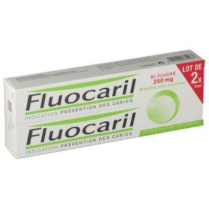 Fluocaril Dentifrice Complet menthe