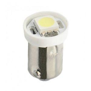 Habill-auto 1 ampoule LED blanc BA9s 12V 0.24W