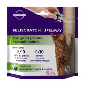 Ceva Feliscratch by Feliway 9 pipettes