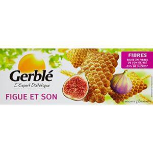 Gerblé Biscuits Figue et Son 210 g