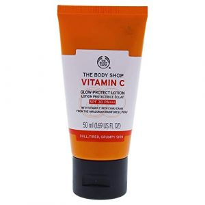 The Body Shop Vitamin C - Lotion protectrice éclat SPF 30 PA