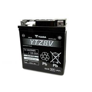 Yuasa Batterie YTZ8V 12V 7Ah