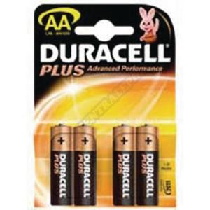 Duracell Pile alcaline 6LR61 9V Plus Power