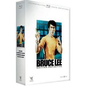 Bruce Lee : Big Boss + La fureur de vaincre + La fureur du Dragon + Le jeu de la mort [Édition Définitive] [DVD]