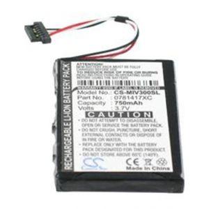 Mitac Batterie pour MIO MOOV 360