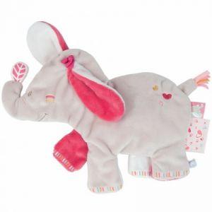 Noukies Doudou plat Anna l'éléphante