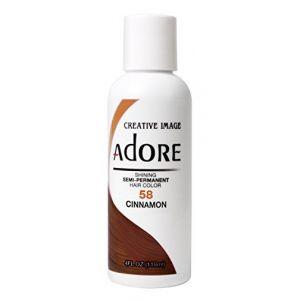 Creative Image Adore Shining Semi-Permanent Hair Color 58 Cinnamon 118ml