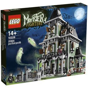 Lego 10228 - Monster Fighters : La maison hantée