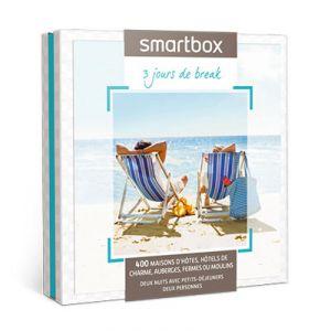 Smartbox 3 jours de rêve en amoureux - Coffret cadeau 500 séjours