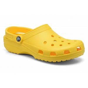 Crocs Classic, Sabots Mixte Adulte, Jaune (Lemon), 42-43 EU