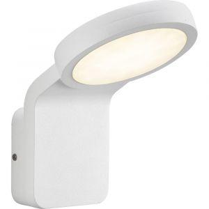 Nordlux Applique murale LED extérieure Marina Flatline 46821001 LED intégrée blanc