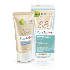 Garnier Pure Active BB Crème anti imperfections claire 5 en 1