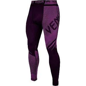 Venum Compression de 2.0 MMA No-Gi guêtres - noir/violet