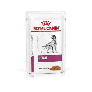 Royal Canin Sachets Repas Veterinary Diet Chien Renal Contenance : 12 sachets de 100 g