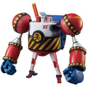 Bandai Best Mechanic Collection - One Piece: General Franky (Plastic Model)