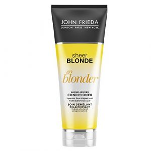 John Frieda Sheer blonde - Soin démêlant éclaircissant Go Blonder