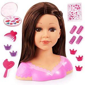 Bayer Design 90088AK, Maquillage et tête à coiffer