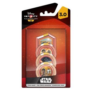 Disney Interactive Studios Disney Infinity 3.0 - Pack de Power Discs : The Force Awakens
