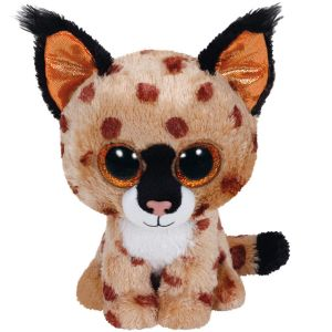 Ty Beanie Boo's : Lynx Buckwheat 15 cm