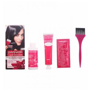 Garnier Color Sensation 1 Ultra Noir - Coloration permanente