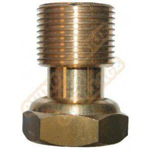 Gripp Raccord 2 pièces M 1' F 1'1/4 Pour Compteur d'eau industrie