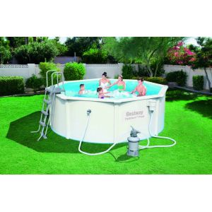 Bestway Kit Piscine Acier steel wall pools D305cm