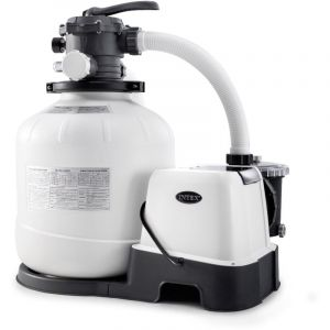 Intex Pompe 26680 ex 28680 Filtre Sable Piscines Hors Sol 15000 Lt/Hr