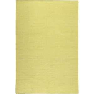 Esprit home Tapis dégradé uni jaune naturel Rainbow Kelim Home