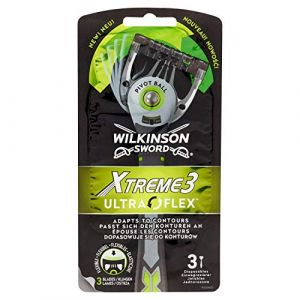 Wilkinson Xtreme 3 Ultra Flex Razor 3 Pack