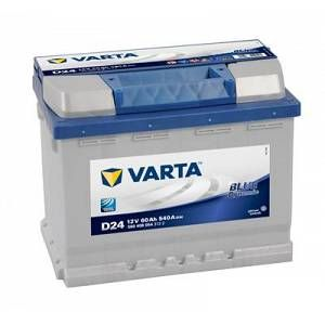 Varta Batterie D24 Blue Dynamic 60 Ah - 540 A