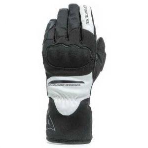 Dainese Gants Aurora D-dry - Black / White - Taille XS