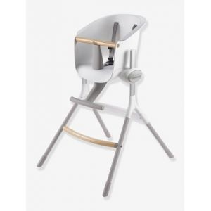 Beaba Chaise Haute Up & Down - Gris/Blanc
