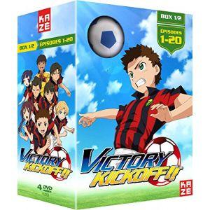 Victory Kickoff!! - Box 1/2 [DVD]