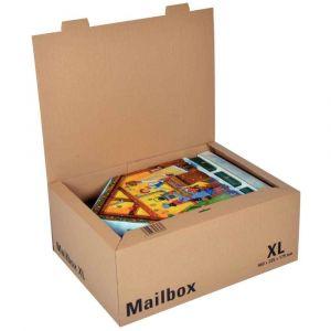 ColomPac Mail box Sedic - 460x335x175 - paquet de 10