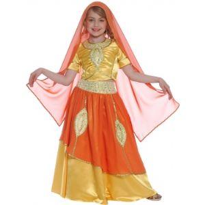 Déguisement princesse indienne bollywood
