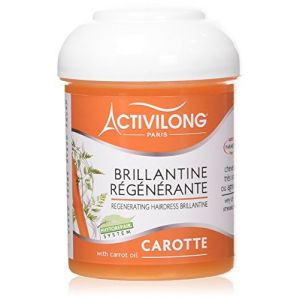 Activilong Brillantine régénérante à l'huile de Carotte 125 ml