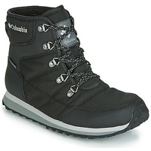 Columbia Bottes neige WHEATLEIGH SHORTY Noir - Taille 36,37,38,39,40,41