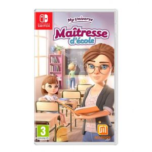 My Universe Maîtresse d'Ecole [Switch, Wii]