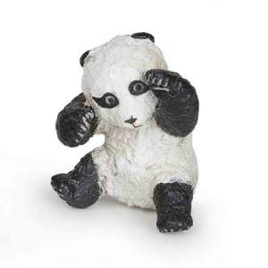 Papo Figurine bébé Panda jouant