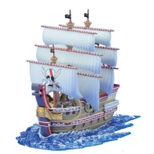 Bandai Bateau pirate One Piece Collection 5 Inch Model Ship
