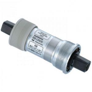 Shimano BB-UN26 68mm BSA ss vis (Longueur: 113 mm) - Boîtier de pédalier carré