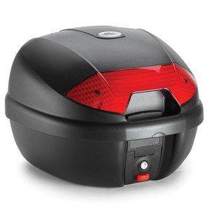 Kappa Top case K30 Noir 30L Top case K30 Noir - Matière : ABS - Contenance maximale : 30L - Charge maximale conseillée : 3 Kg - Compatibilité universelle - Livré avec 2 clés - Contenance : 1 casque - Platine fournie - Fixation : sur le porte paque