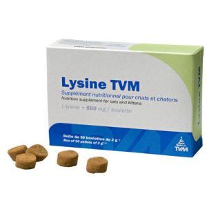 TVM Lysine - Supplément nutritionnel pour chats et chatons