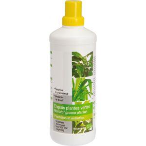 Florendi Engrais plantes vertes liquide - Bouteille 1 L